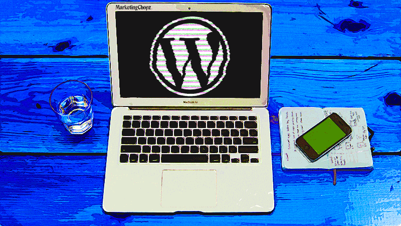 how to start a wordpress blog tutorial