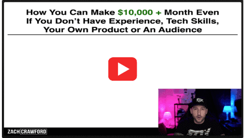 zach crawford affiliate marketing course free lesson 1