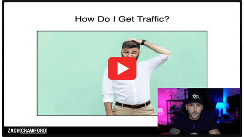 zach crawford affiliate marketing course free lesson 3